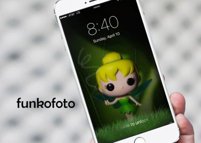 Tinker Bell iPhone Wallpapers Disney's Tinker Bell by FunkoFoto