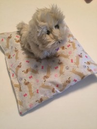 Dog Bed Doll Accessories Pet Dog Bed