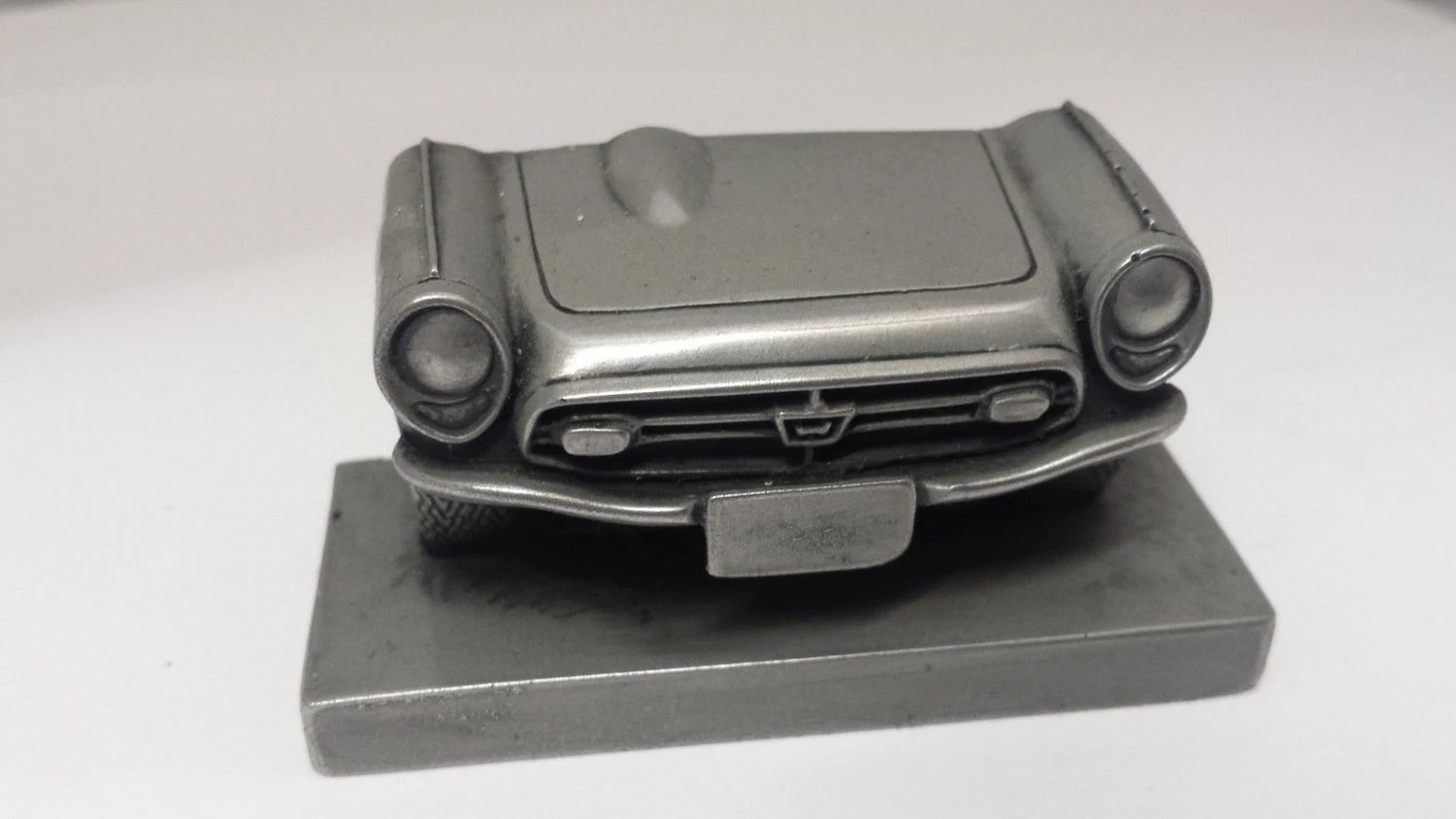 Pen Holders For Cars Honda S800 Pewter Effect Car Pen Holder Business Card Holder