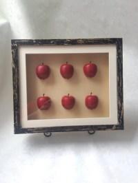 Apple Wall Art Apple Art Framed Apple Wall Hanging Framed