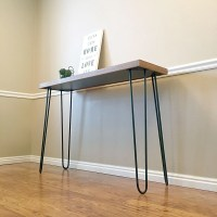 Hairpin Table Legs Metal Table Legs for Console Table Coffee