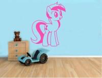 My Little Pony Wall Decal Cartoon Pony Vinyl Sticker Wall Art