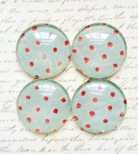 Glass Magnets Magnets Office Supplies Decorative Magnets