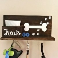 Dog Leash Holder Dog Collar Dog Tag Personalized Dog