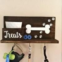 Dog Leash Holder Dog Collar Dog Tag Personalized Dog