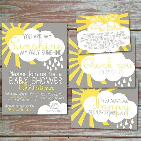 baby shower invitation online