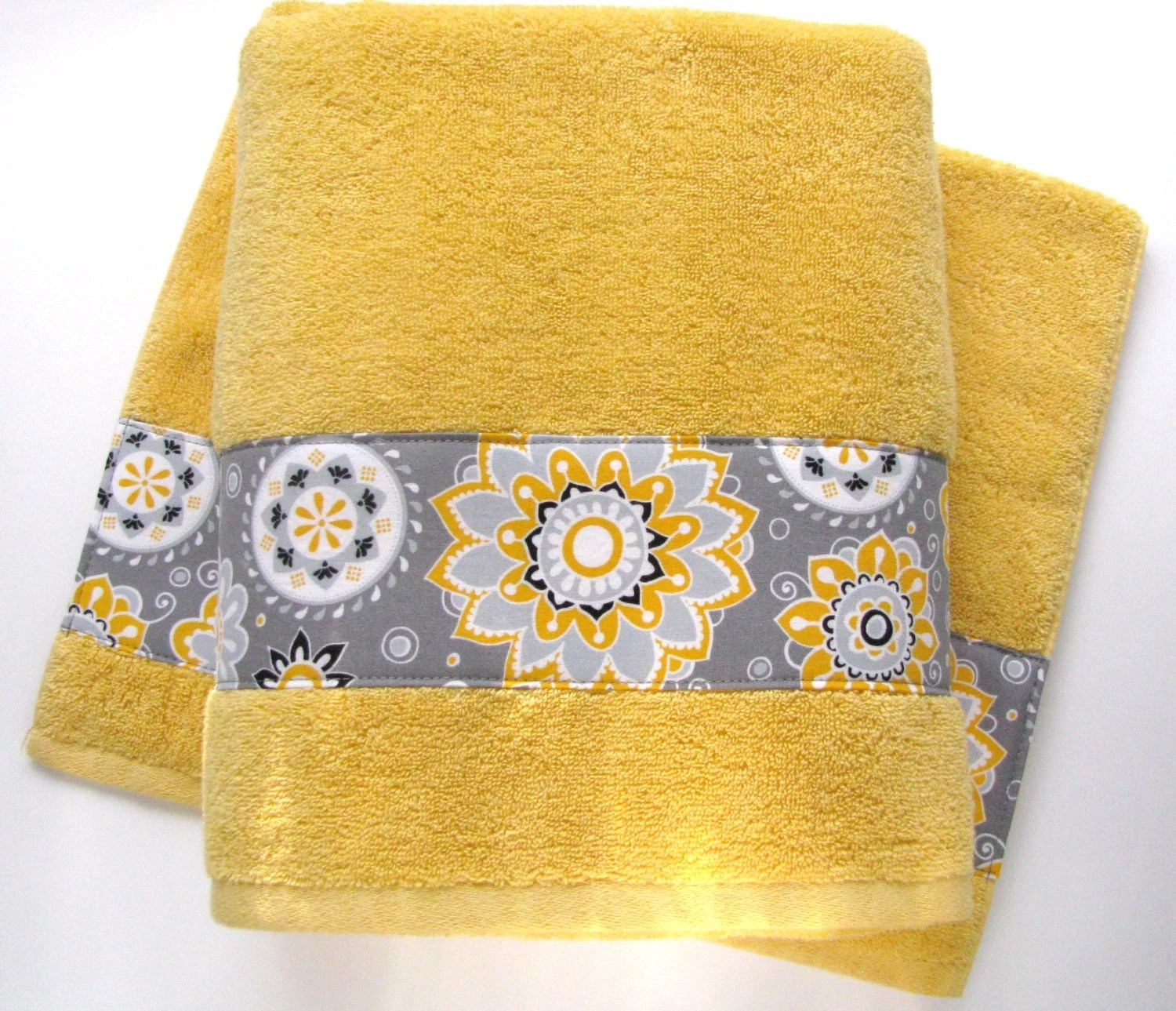 Yellow Towels Pick Size Yellow Bath Towel Hand Towels Yellow Towels By