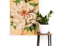Botanical fabric   Etsy