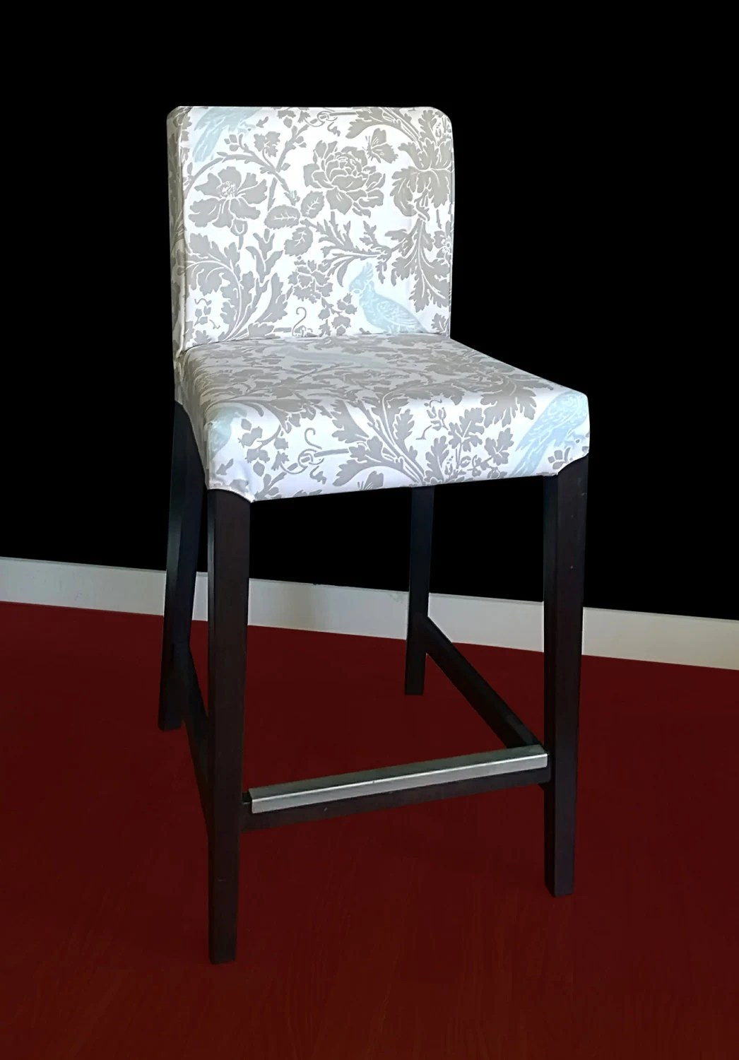 Henriksdal Chair Cover Ikea Henriksdal Bar Stool Chair Cover Barber By Rockincushions