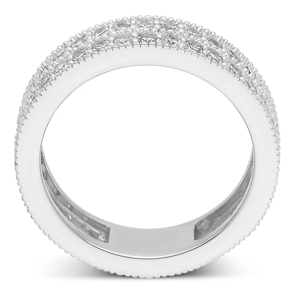 diamond eternity wedding rings14k white matching black wedding bands gallery photo gallery photo gallery photo