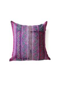 Hmong Pillow Hmong Pillow Cover Bohemian Pillow Lumbar