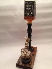 Steampunk Whiskey Dispenser Special Sale