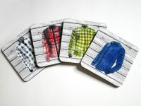 Coasters for men   Etsy