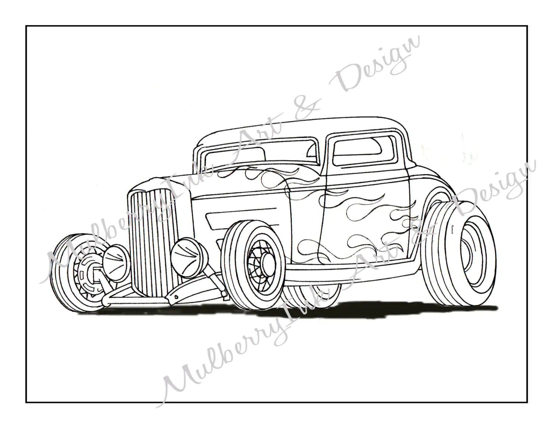 1932 ford schema cablage