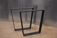 Tapered Trapezoid Style Metal Table/Bench/Desk Legs Any