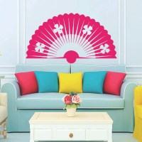 Fan Wall Stickers Women Japanese Decals Vinyl Decal by ...
