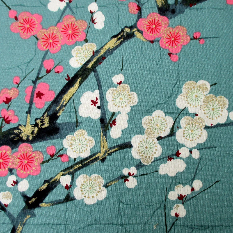 Alexander henry indochine kakomi kanji tea discount designer fabric - Download