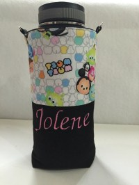 Personalized hydro flask holder / hydro flask carrier / hydro
