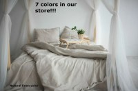 100% Duvet Cover Natural Organic Bedding Twin by ...