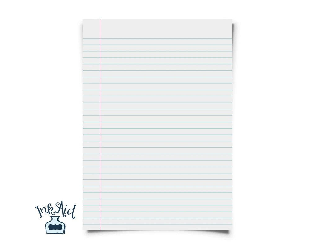 Printable College Ruled Paper - Unitedijawstates - Print College Ruled Paper