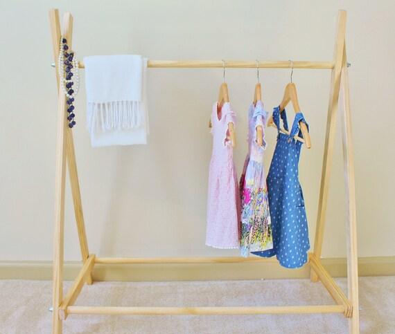 Kids Small Clothes Rack Clothing Rack Garment Rack Dress