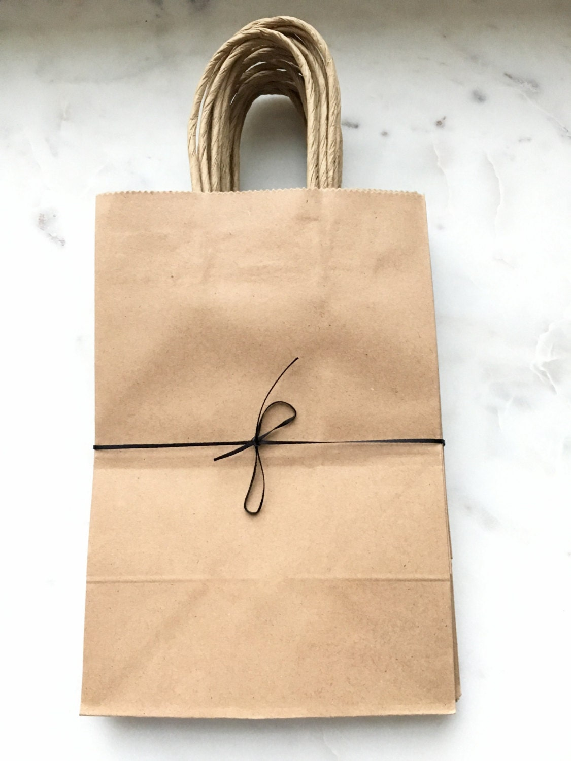 Brown Paper Bags With Handles Kmart Brown Shopping Bag With Handles Bags More