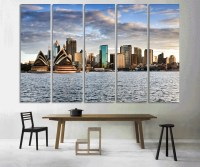 Sydney Wall Art Sydney Art Sydney Decor Sydney Canvas Print
