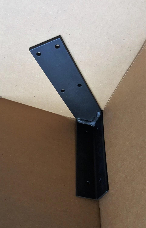 Corner Bracket For 10 Industrial Heavy Duty Shelf