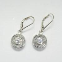 Bullet Earrings Winchester Fine Jewelry Sterling Silver