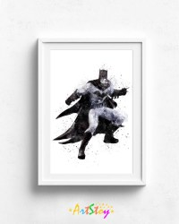 Batman room decor | Etsy