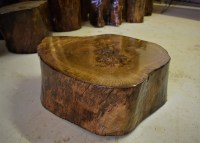 Tree Stump Table Stump Table Tree Stump Tree Stump End