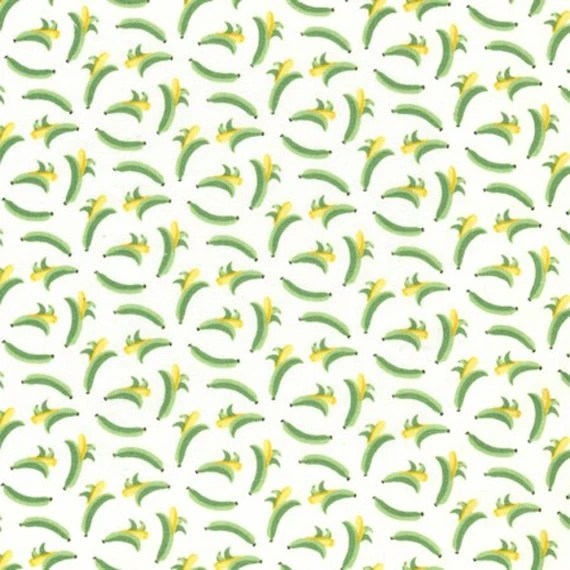 Vanessa Vargas Wilson Fabric Collection - Dominicana - Plantains