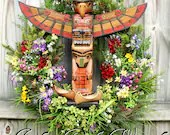 XL Pacific Totem Pole Wil...