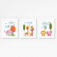 Jungle nursery | Etsy