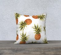 Pineapple Pillow Cover Pineapple Cushion Cover Pineapple