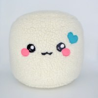 Huge Marshmallow pillow cushion cuddly soft toy