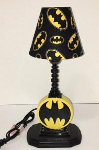 Batman Desk or Table Lamp
