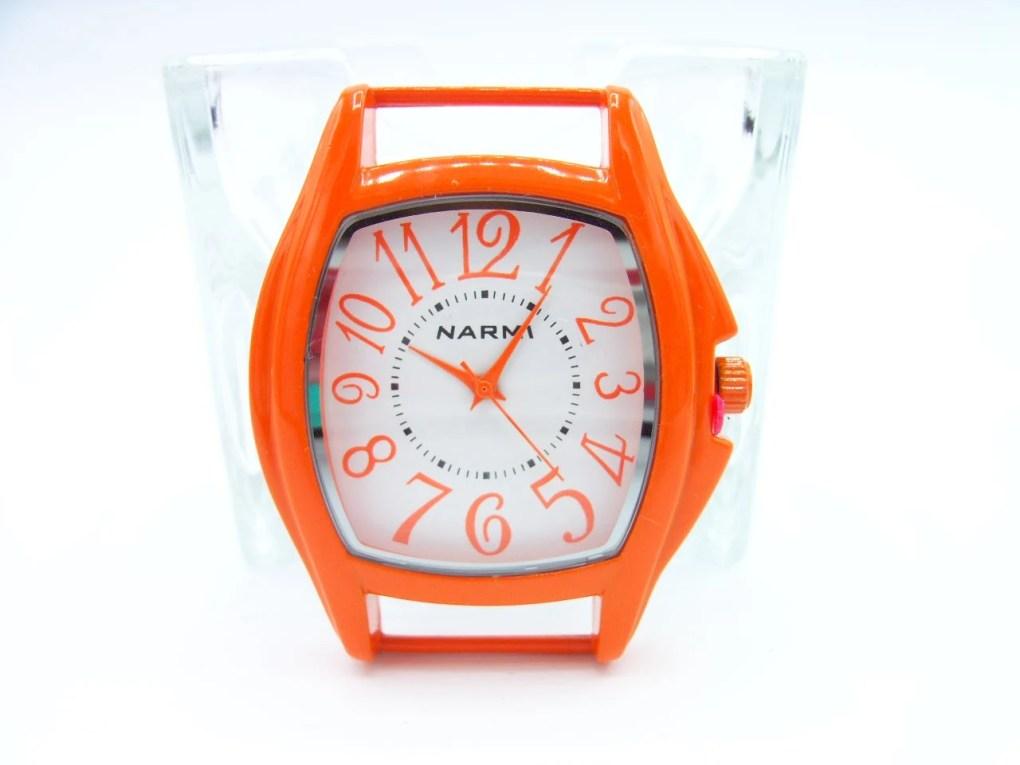 Ribbon Watch Face - Orange