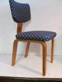 Mid Century Modern Bentwood Thonet Side Chair