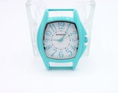 Ribbon Watch Face - Turquoise