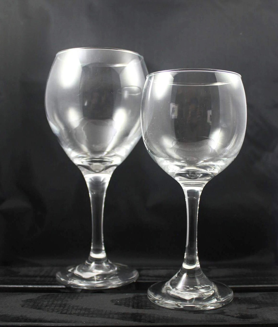 Big Red Wine Glasses Large And Small Red Wine Glasses By Cityoriginal On Etsy