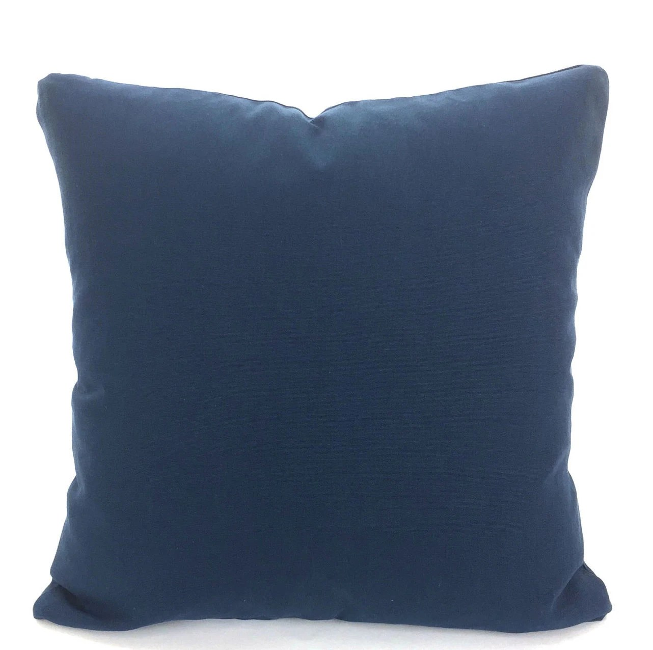 Blaue Kissen Solid Navy Blue Pillow Covers Decorative Throw Pillows