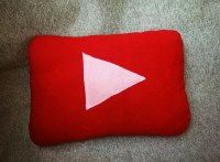 Youtube pillow | Etsy