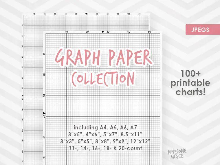 cross stitch graph paper 14 count