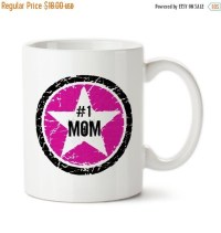 Number One Mom Mug For Mom Mother's Day Gift Cup by ...