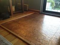 Penny Floor Template, Penny Template, DIY Penny Floor