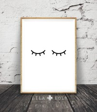 Eyelash art | Etsy