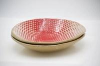 Handmade serving bowl pasta bowls pottery bowls salad dish