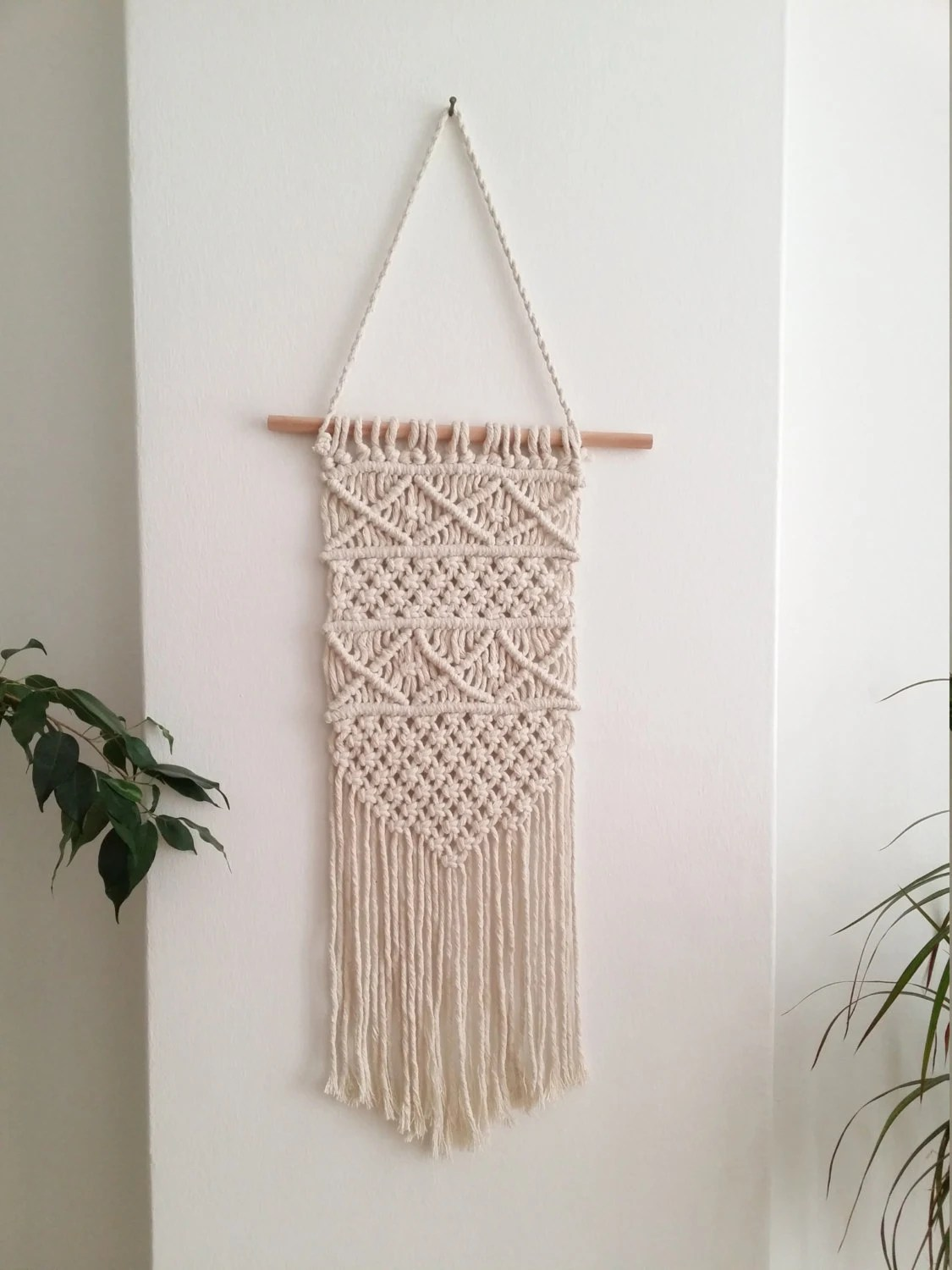 Hanging Wall Decor Ideas Macrame Wall Hanging Woven Wall Hanging Woven Wall Tapestry