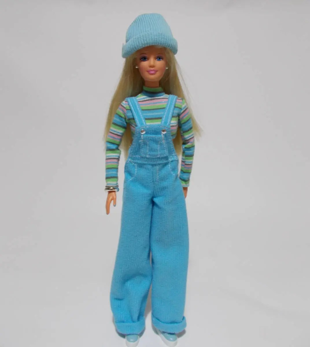 Barbie Küche 90er Vintage Cool Blue Barbie Jointed Body 90 39s Style Doll